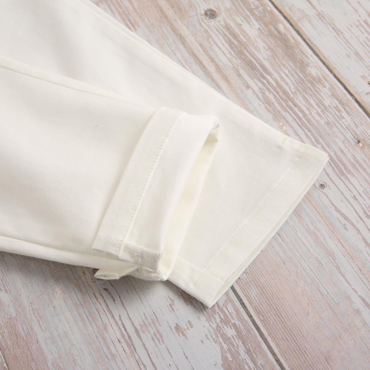 Imagen de Pantalón niña paradise largo blanco