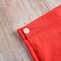 Picture of Short bebé náutica rojo con botones