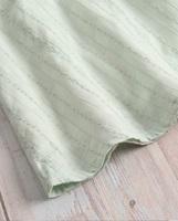 Image de Vestido niña boho verde con flecos