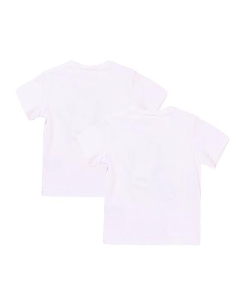 Imagen de Conjunto camisetas bebé niño con motivos zanahoria y molinillos