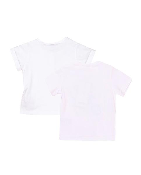 Picture of Conjunto camisetas bebé niño blanca y con motivo helicóptero