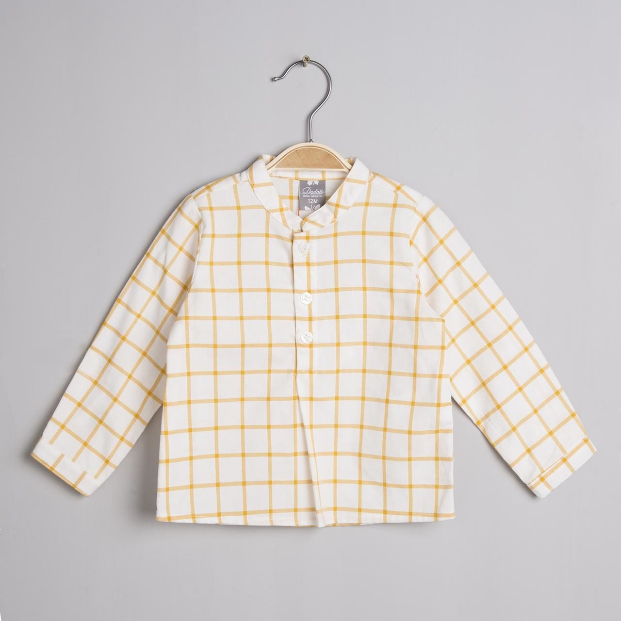 Picture of CAMISA CUADROS BB