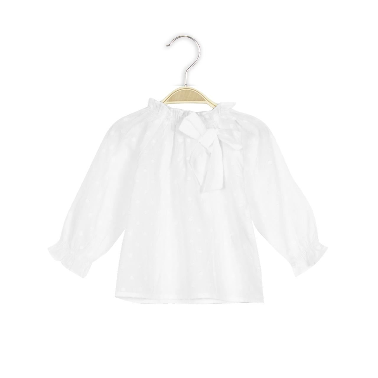 Picture of CAMISA BEBÉ BLANCA