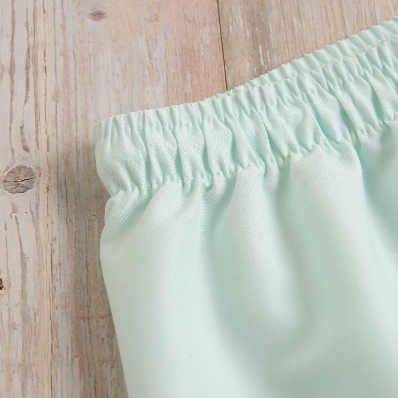 Imagen de Bañador niño secado rápido estampado dalmata lateral