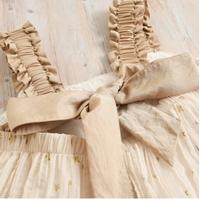 Imagen de Blusa teen de ceremonia con estrellas doradas