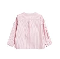 Imagen de Camisa de bebé niño de rayas y manga larga