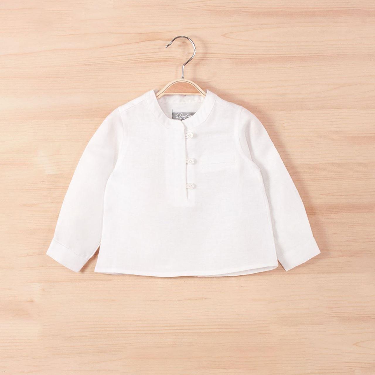 Imagen de Camisa lino bb