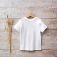 Imagen de Camiseta niño blanca con estampado étnico
